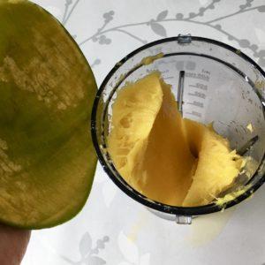 Cómo cortar mango