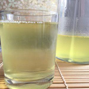 Të verde japonés
