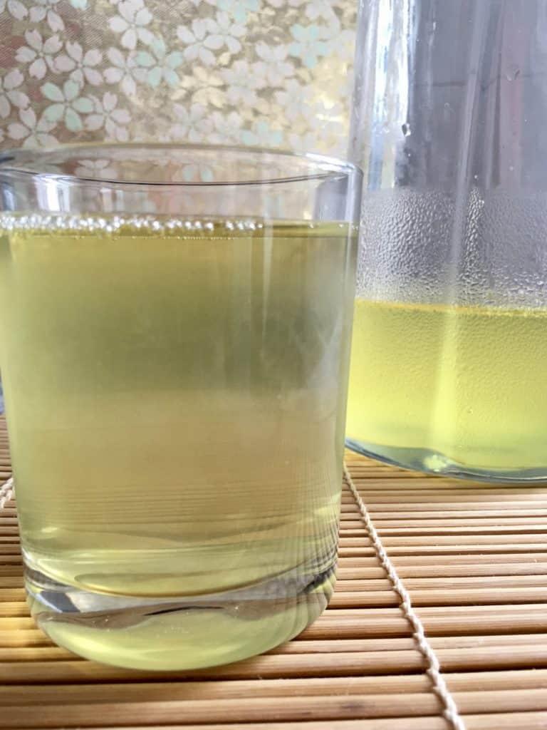 tomar te verde frio adelgaza