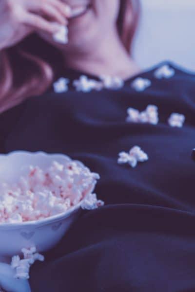 Beneficios de ver películas