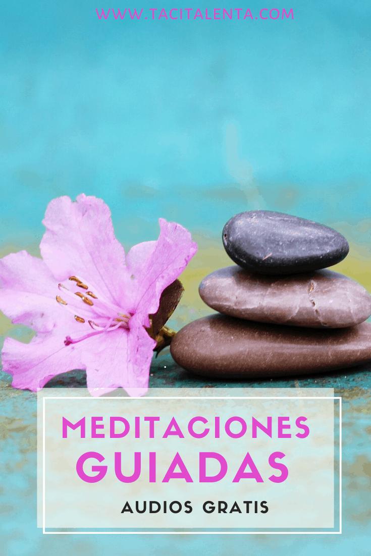 Audios gratis de meditación guiada