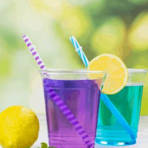 Limonada de mariposa