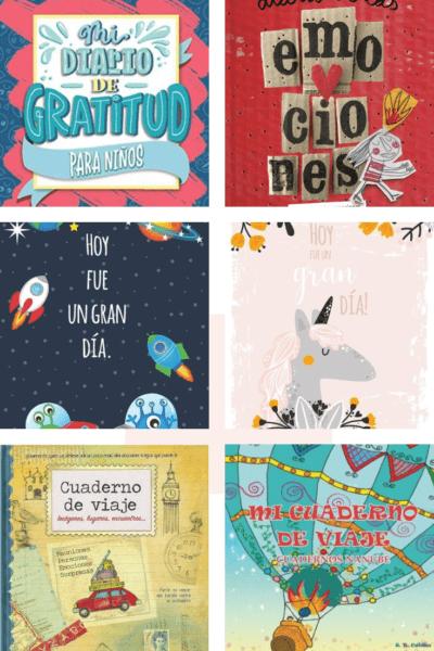 Diarios guiados para niños