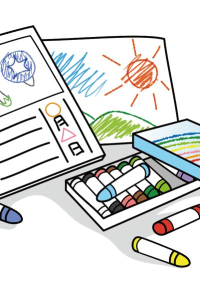 Escribir diario niños