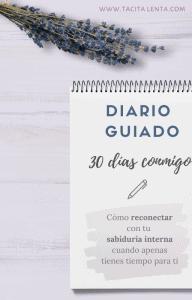 Cuaderno para escribir diario